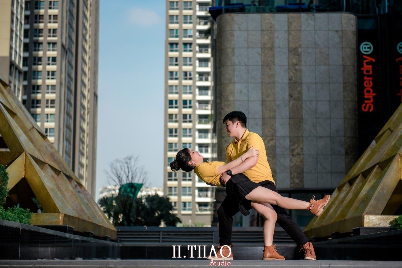 Couple Hai Hang 22 - Album ảnh couple đôi bạn trẻ chụp tại công viên VinHome - HThao Studio