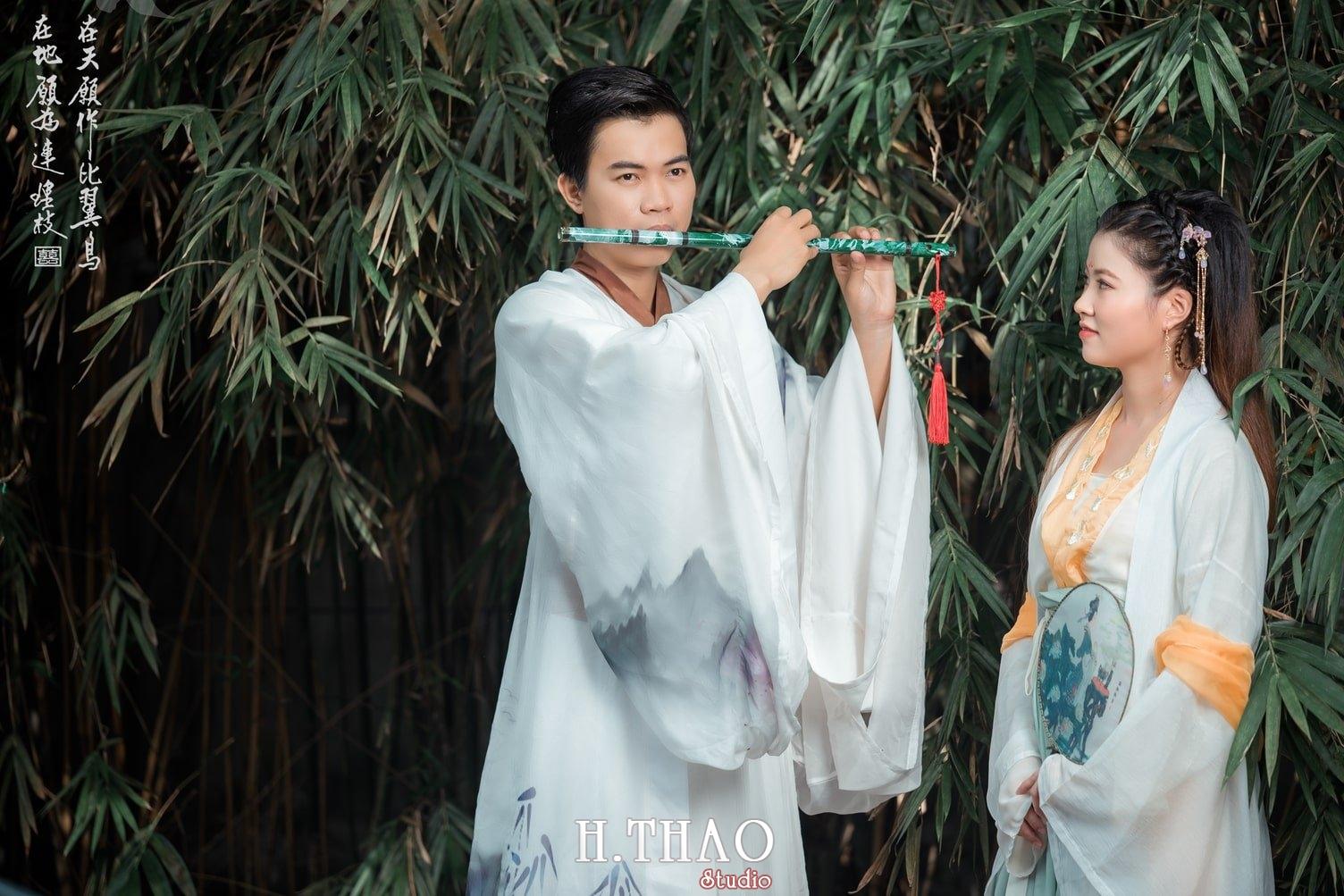 Couple co trang 1 - Album ảnh chụp cổ trang couple đôi bạn đẹp độc lạ - HThao Studio