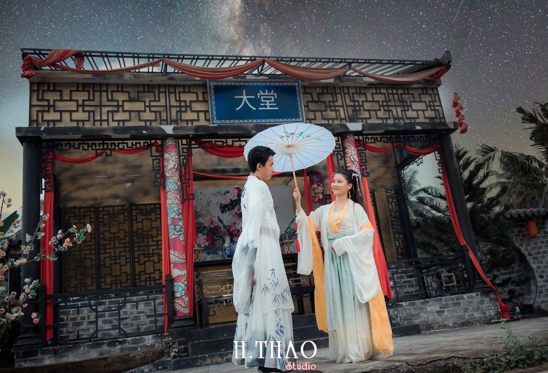Couple co trang 11 - Album ảnh chụp cổ trang couple đôi bạn đẹp độc lạ - HThao Studio