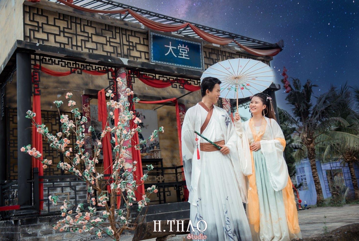 Couple co trang 12 - Album ảnh chụp cổ trang couple đôi bạn đẹp độc lạ - HThao Studio