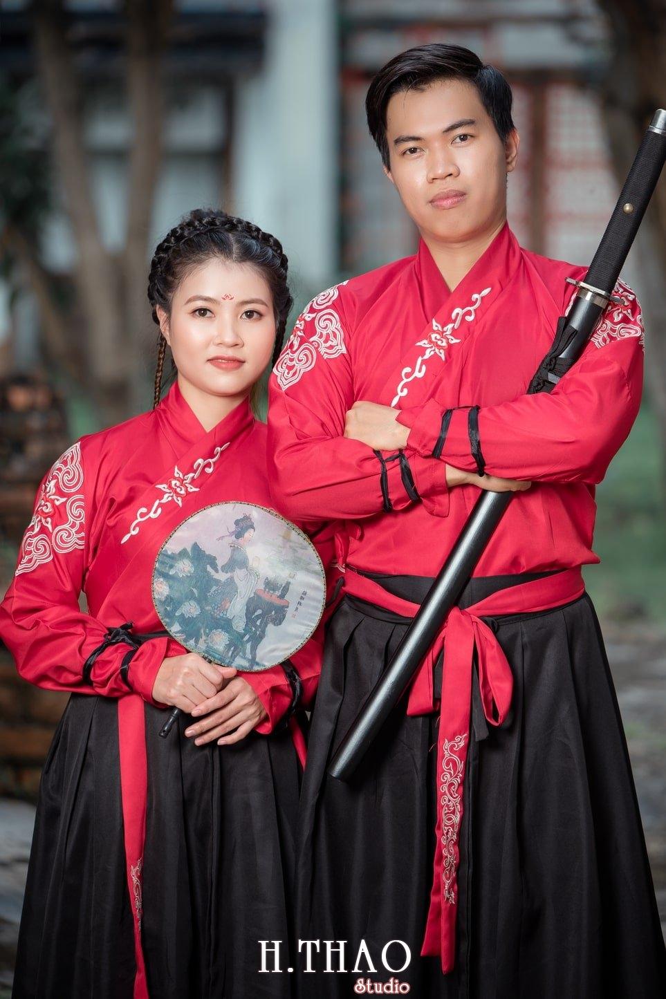 Couple co trang 17 - Album ảnh chụp cổ trang couple đôi bạn đẹp độc lạ - HThao Studio
