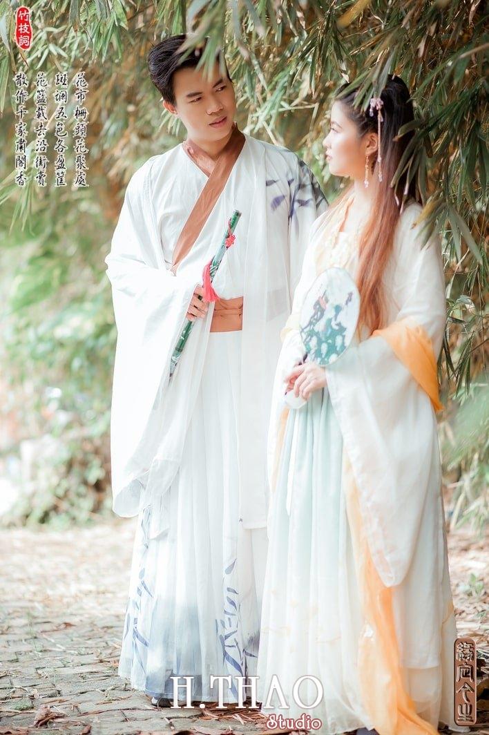 Couple co trang 19 - Album ảnh chụp cổ trang couple đôi bạn đẹp độc lạ - HThao Studio