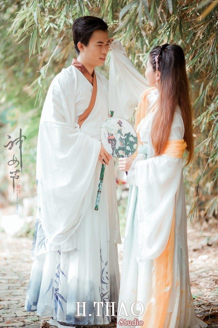 Couple co trang 20 - Album ảnh chụp cổ trang couple đôi bạn đẹp độc lạ - HThao Studio