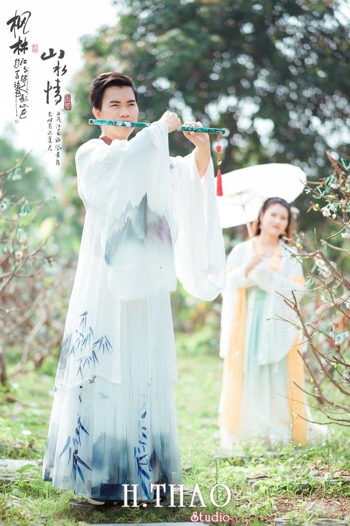 Couple co trang 21 - Album ảnh chụp cổ trang couple đôi bạn đẹp độc lạ - HThao Studio