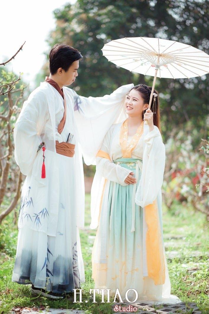 Couple co trang 22 - Album ảnh chụp cổ trang couple đôi bạn đẹp độc lạ - HThao Studio