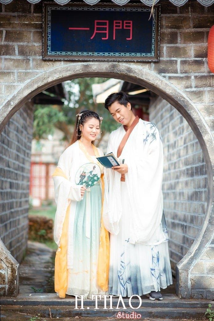 Couple co trang 23 - Album ảnh chụp cổ trang couple đôi bạn đẹp độc lạ - HThao Studio