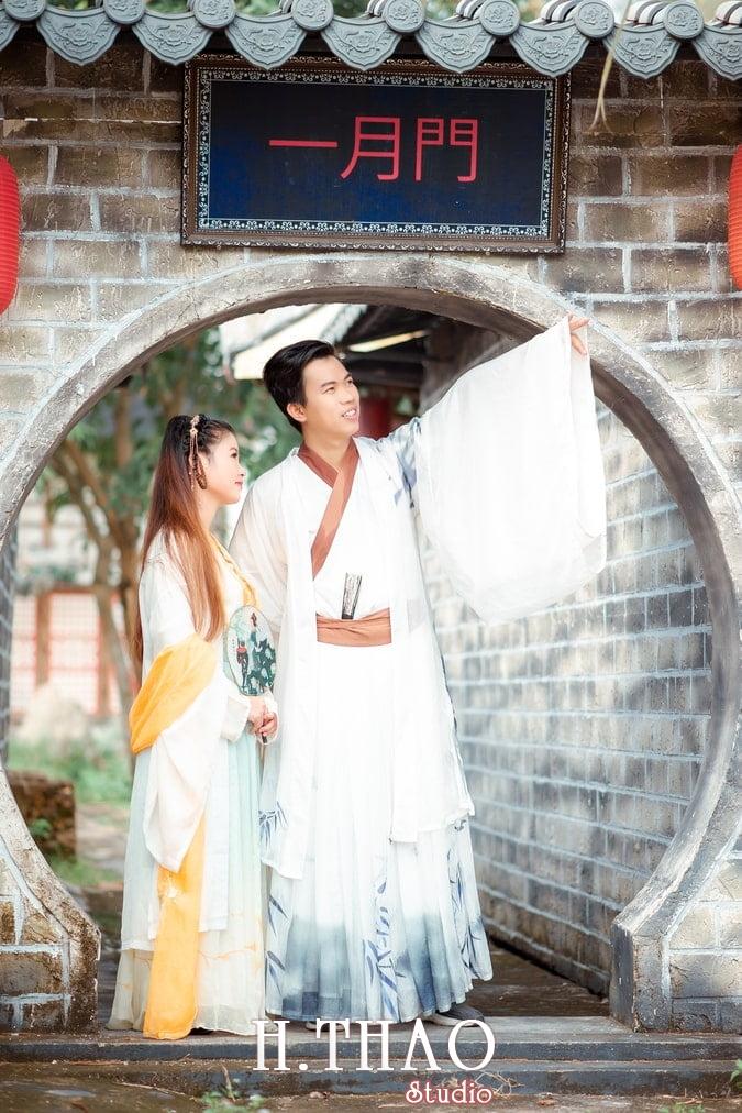 Couple co trang 24 - Album ảnh chụp cổ trang couple đôi bạn đẹp độc lạ - HThao Studio