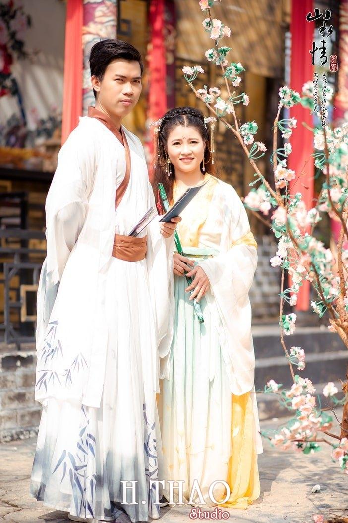 Couple co trang 25 - Báo giá chụp ảnh cổ trang đẹp độc lạ tại Tp.HCM - HThao Studio