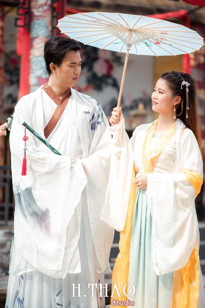 Couple co trang 28 - Album ảnh chụp cổ trang couple đôi bạn đẹp độc lạ - HThao Studio