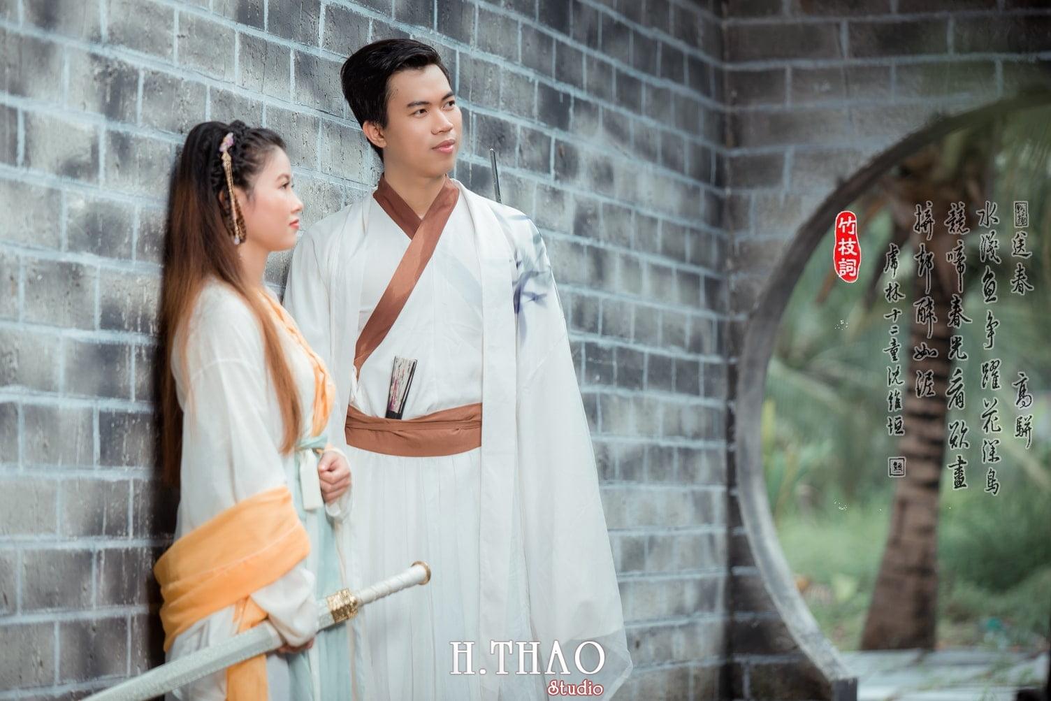 Couple co trang 5 - Album ảnh chụp cổ trang couple đôi bạn đẹp độc lạ - HThao Studio