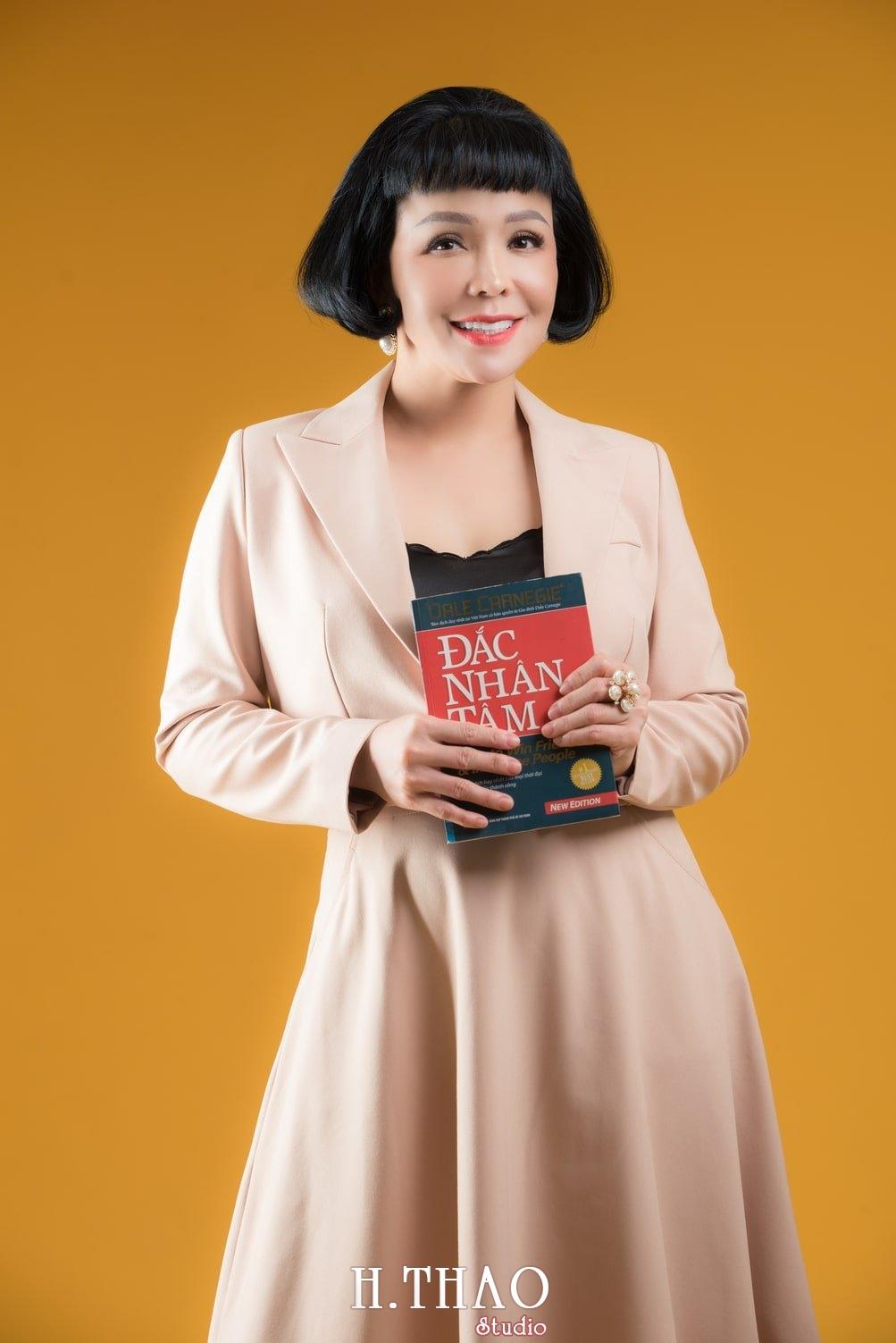 Doanh nhan dao tao 10 - Album nữ doanh nhân ngành đào tạo giải pháp Hoàng Dung