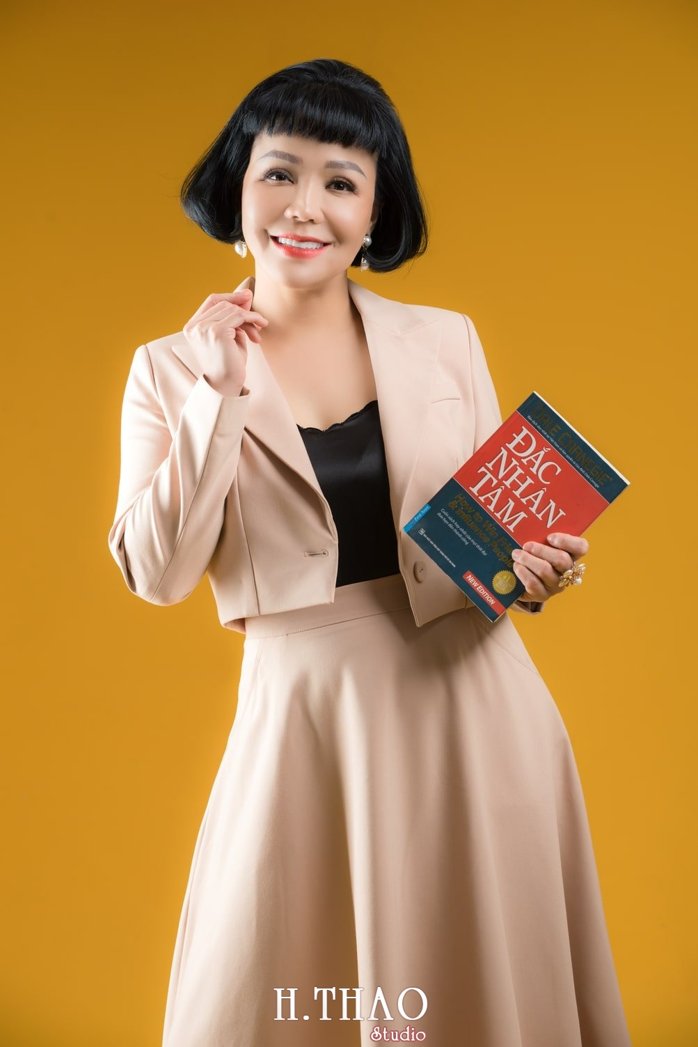 Doanh nhan dao tao 9 - Album nữ doanh nhân ngành đào tạo giải pháp Hoàng Dung