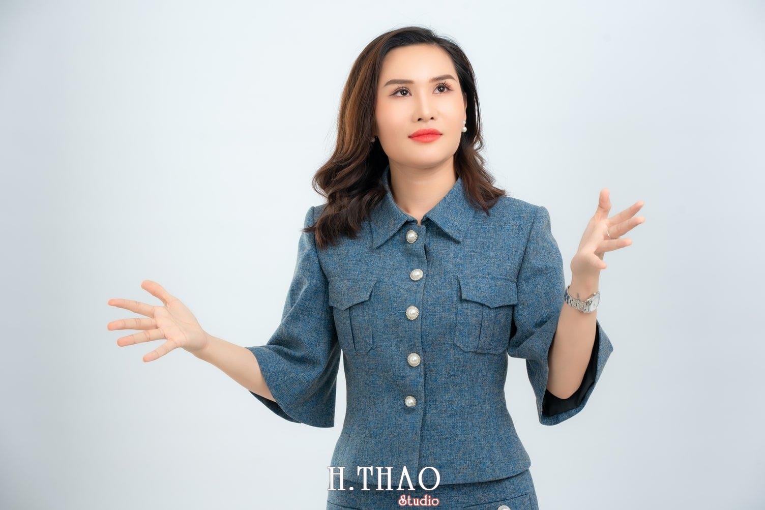 Doanh nhan nu 1 - Ảnh nữ doanh nhân bất động sản, phó TGĐ Express Ms.Nho – HThao Studio