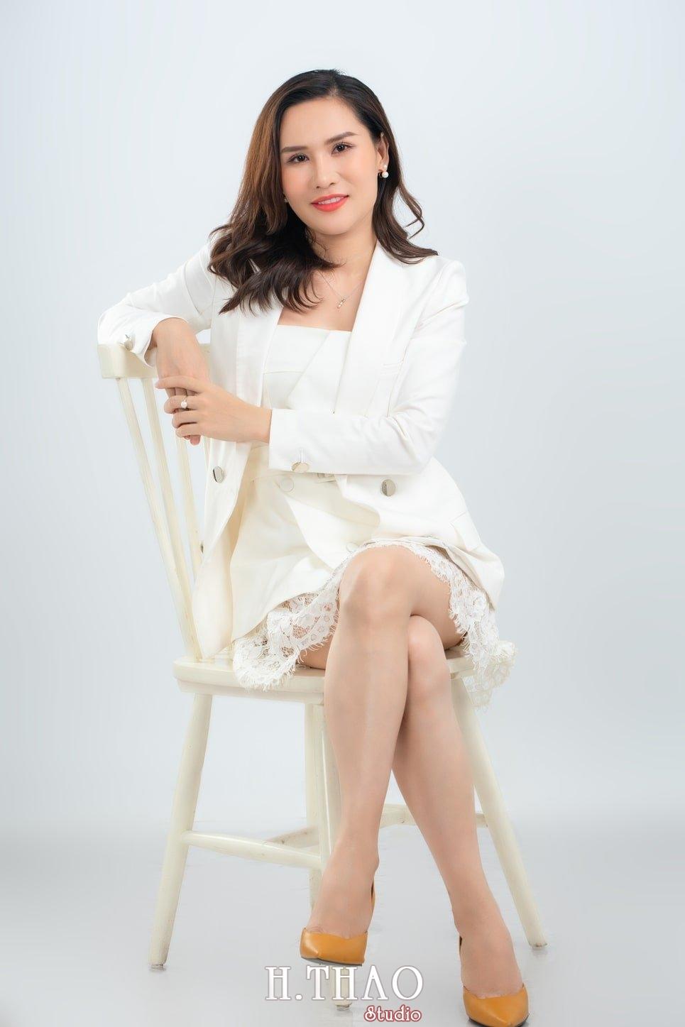 Doanh nhan nu 10 - Ảnh nữ doanh nhân bất động sản, phó TGĐ Express Ms.Nho – HThao Studio