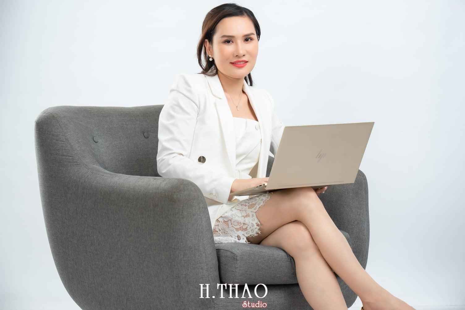 Doanh nhan nu 14 - Ảnh nữ doanh nhân bất động sản, phó TGĐ Express Ms.Nho – HThao Studio