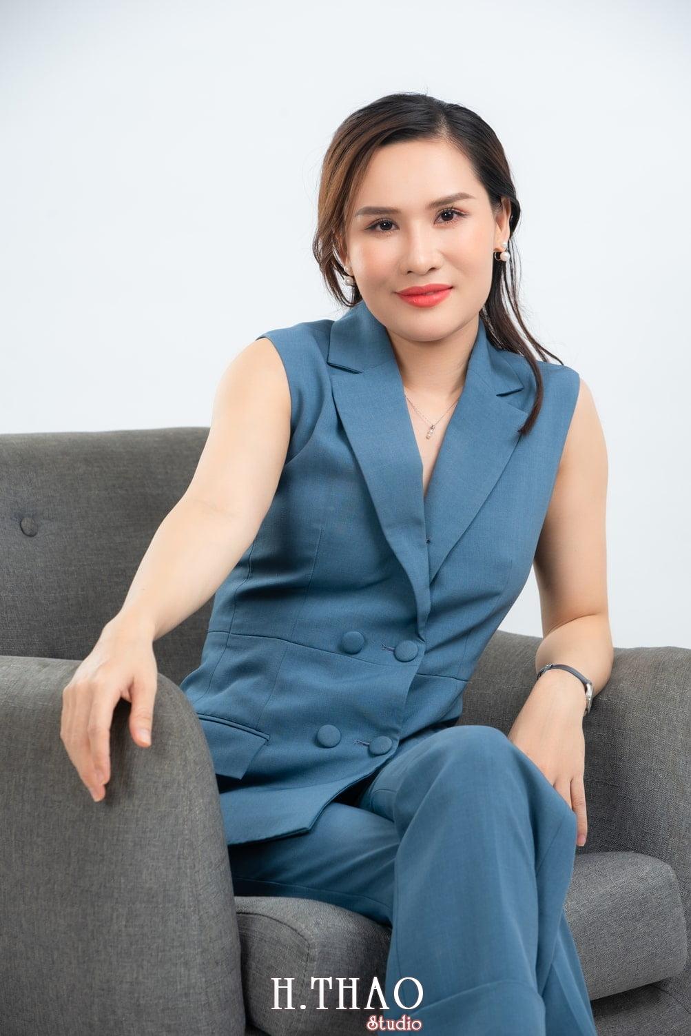 Doanh nhan nu 18 - Ảnh nữ doanh nhân bất động sản, phó TGĐ Express Ms.Nho – HThao Studio