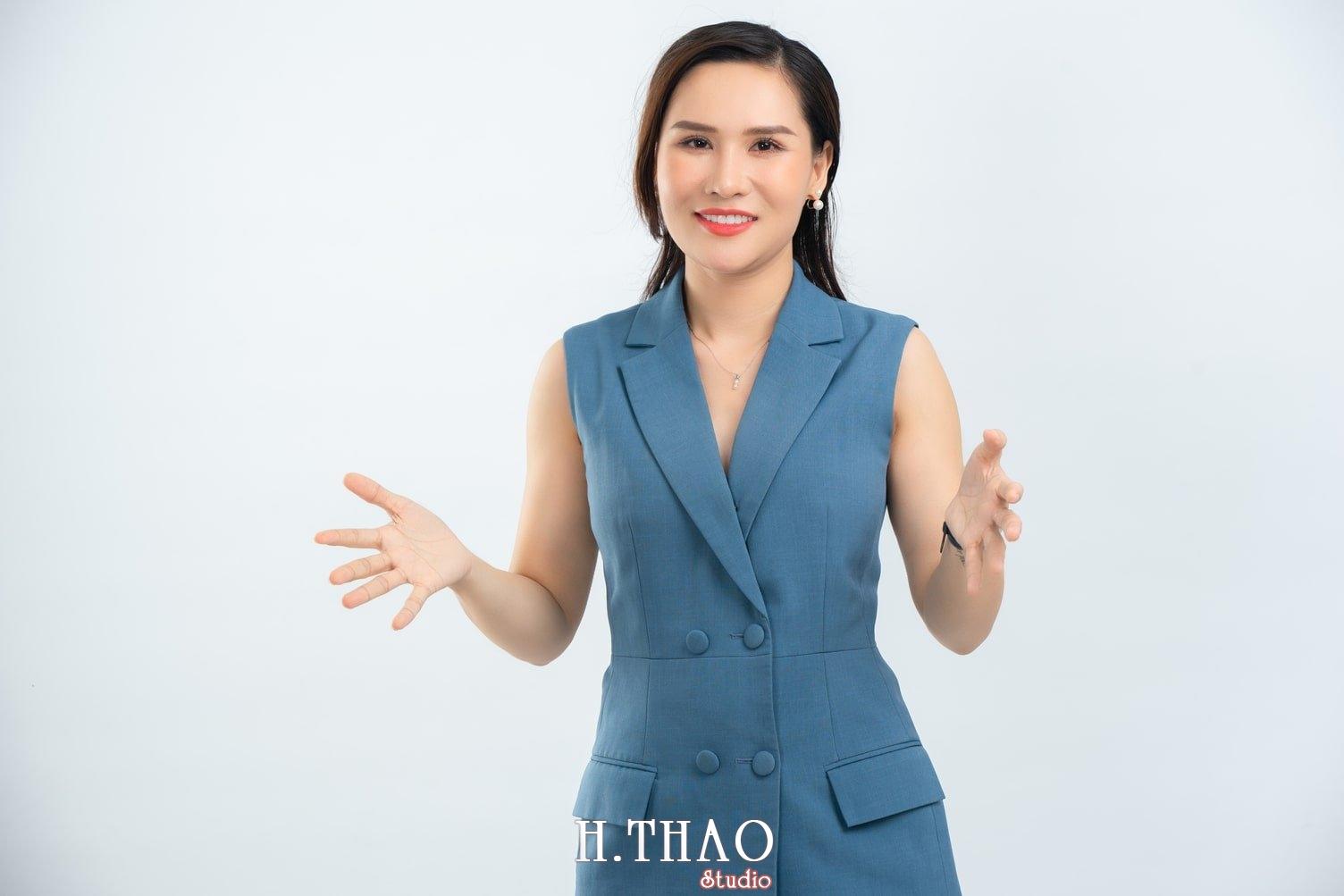 Doanh nhan nu 19 - Ảnh nữ doanh nhân bất động sản, phó TGĐ Express Ms.Nho – HThao Studio