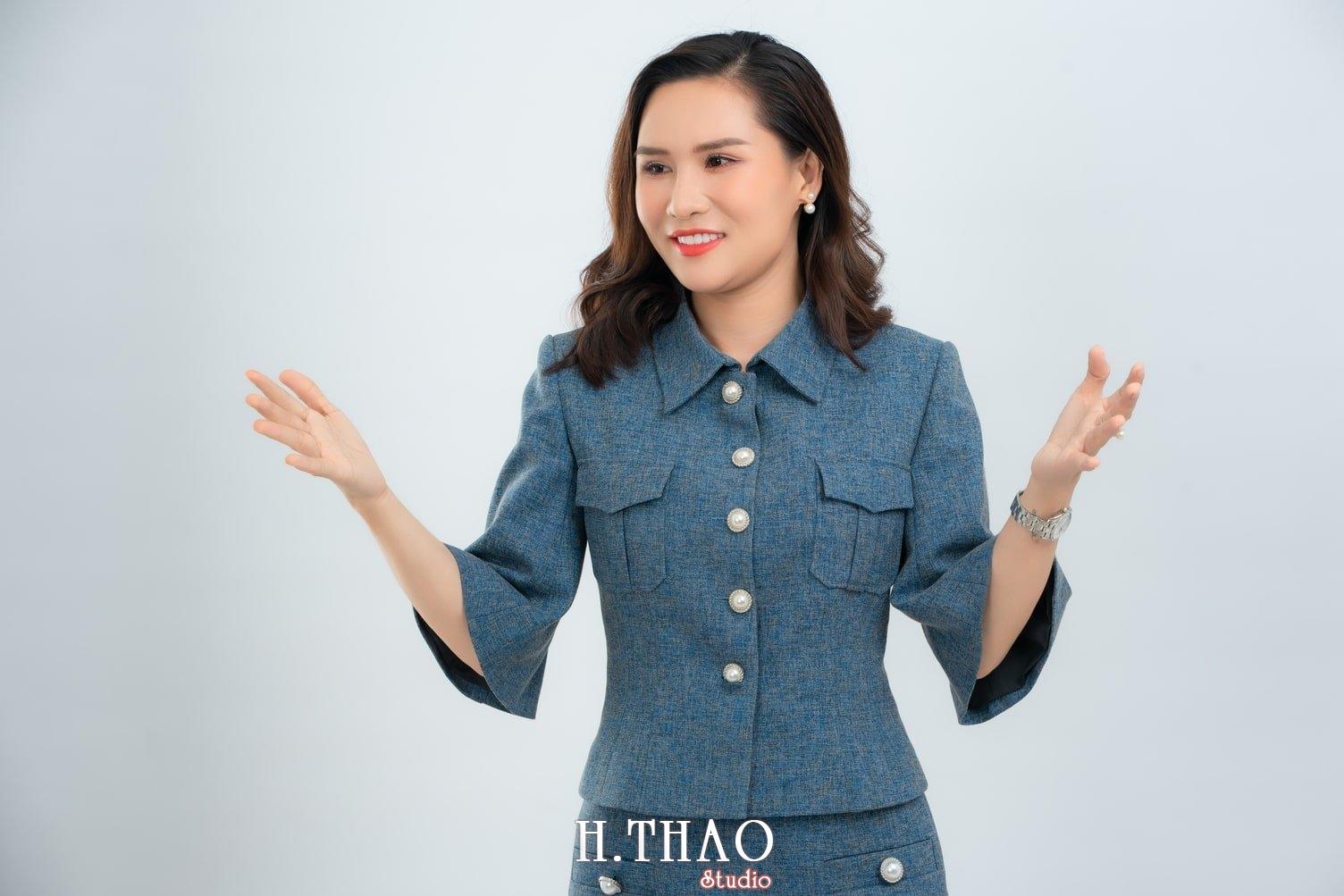 Doanh nhan nu 2 - Ảnh nữ doanh nhân bất động sản, phó TGĐ Express Ms.Nho – HThao Studio
