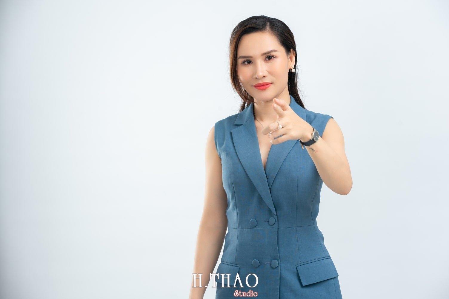 Doanh nhan nu 20 - Ảnh nữ doanh nhân bất động sản, phó TGĐ Express Ms.Nho – HThao Studio