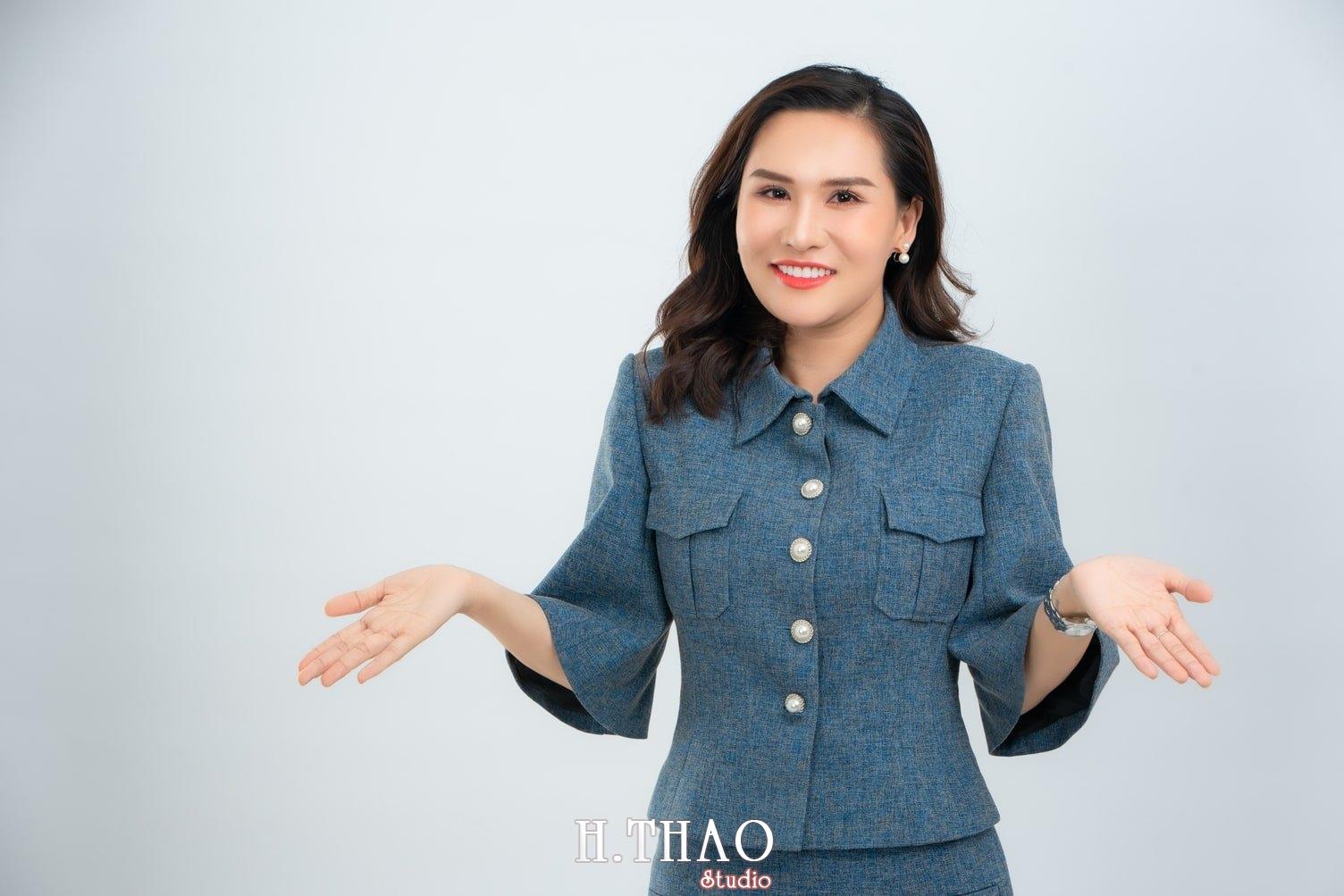 Doanh nhan nu 3 - Ảnh nữ doanh nhân bất động sản, phó TGĐ Express Ms.Nho – HThao Studio