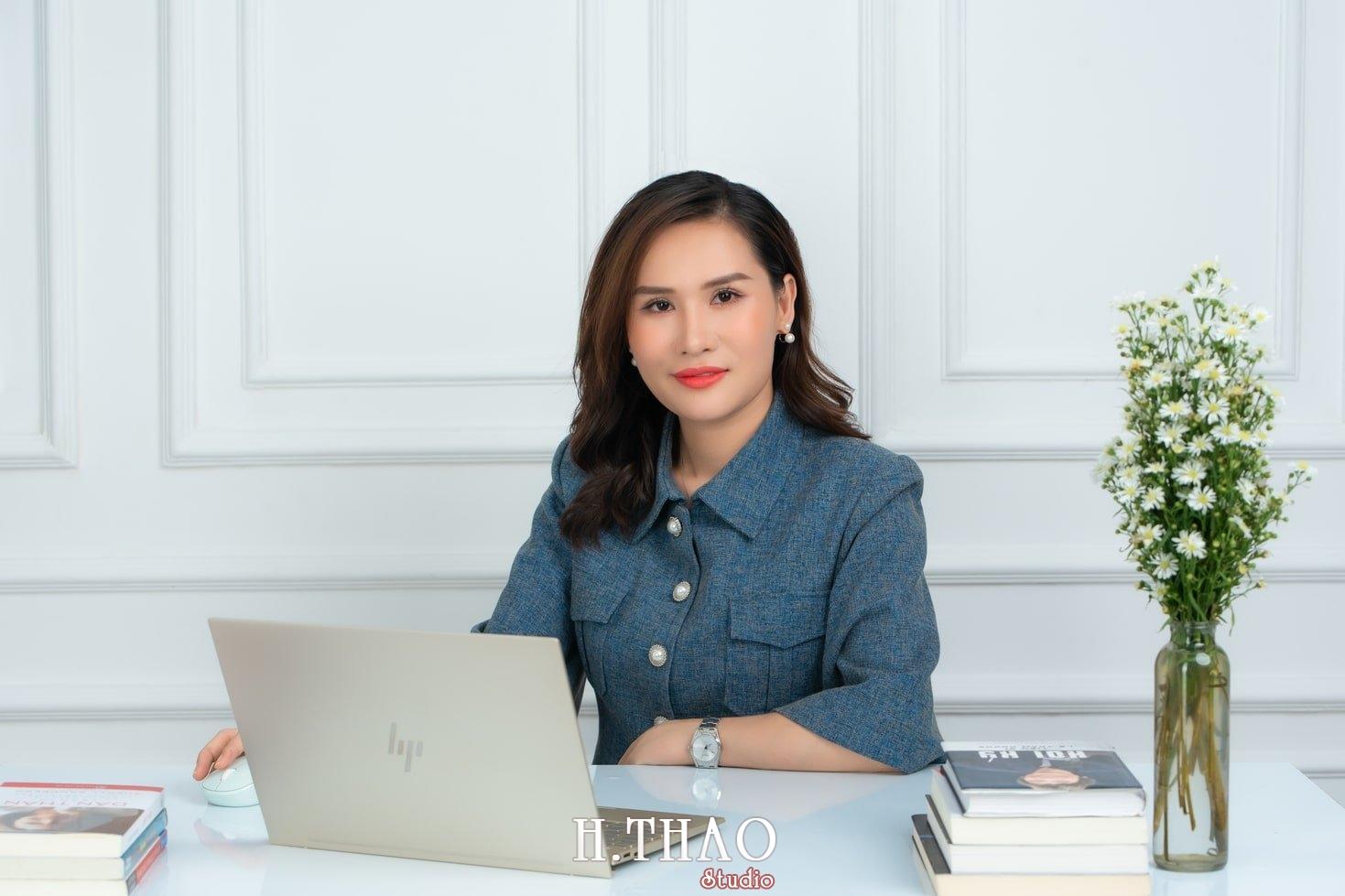 Doanh nhan nu 4 - Ảnh nữ doanh nhân bất động sản, phó TGĐ Express Ms.Nho – HThao Studio