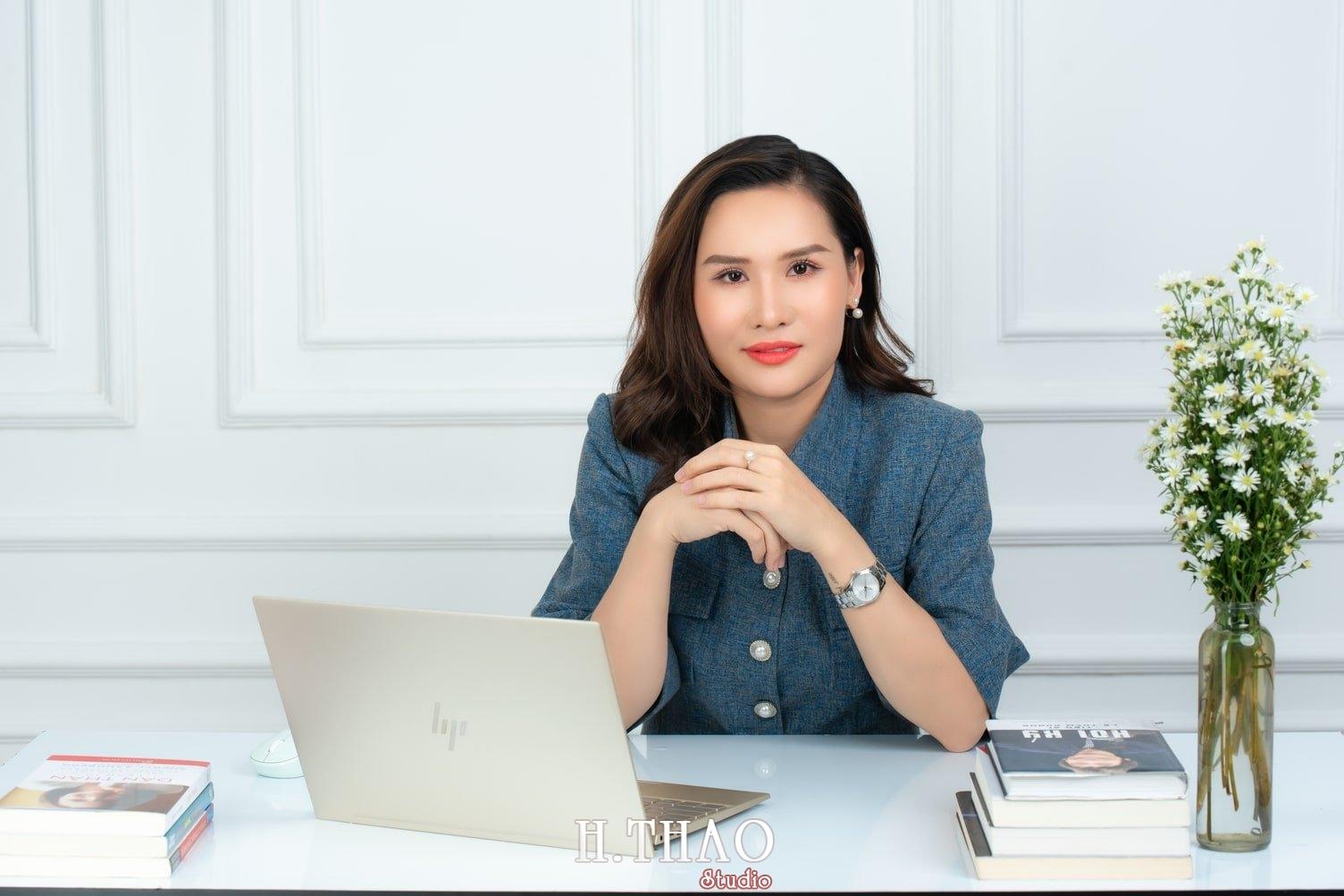 Doanh nhan nu 5 - Ảnh nữ doanh nhân bất động sản, phó TGĐ Express Ms.Nho – HThao Studio