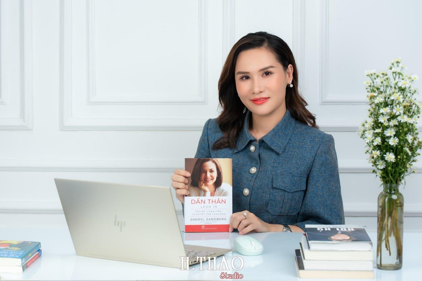 Doanh nhan nu 6 - Ảnh nữ doanh nhân bất động sản, phó TGĐ Express Ms.Nho – HThao Studio