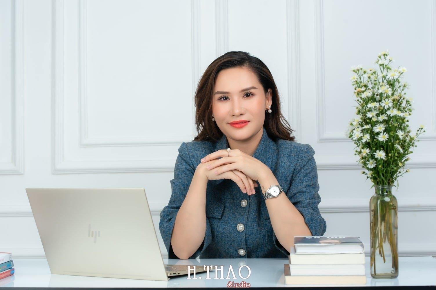Doanh nhan nu 7 - Ảnh nữ doanh nhân bất động sản, phó TGĐ Express Ms.Nho – HThao Studio
