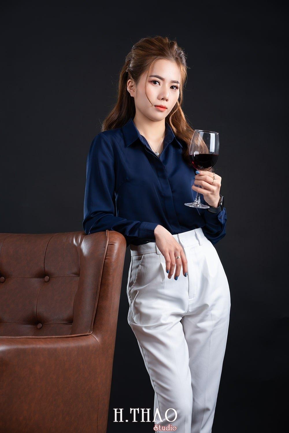 Doanh nhan tai chinh 13 - Album doanh nhân tài chính Ngọc Mai đẹp sang trọng - HThao Studio