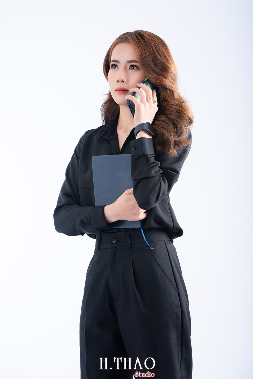 Doanh nhan tai chinh 3 - Album doanh nhân tài chính Ngọc Mai đẹp sang trọng - HThao Studio