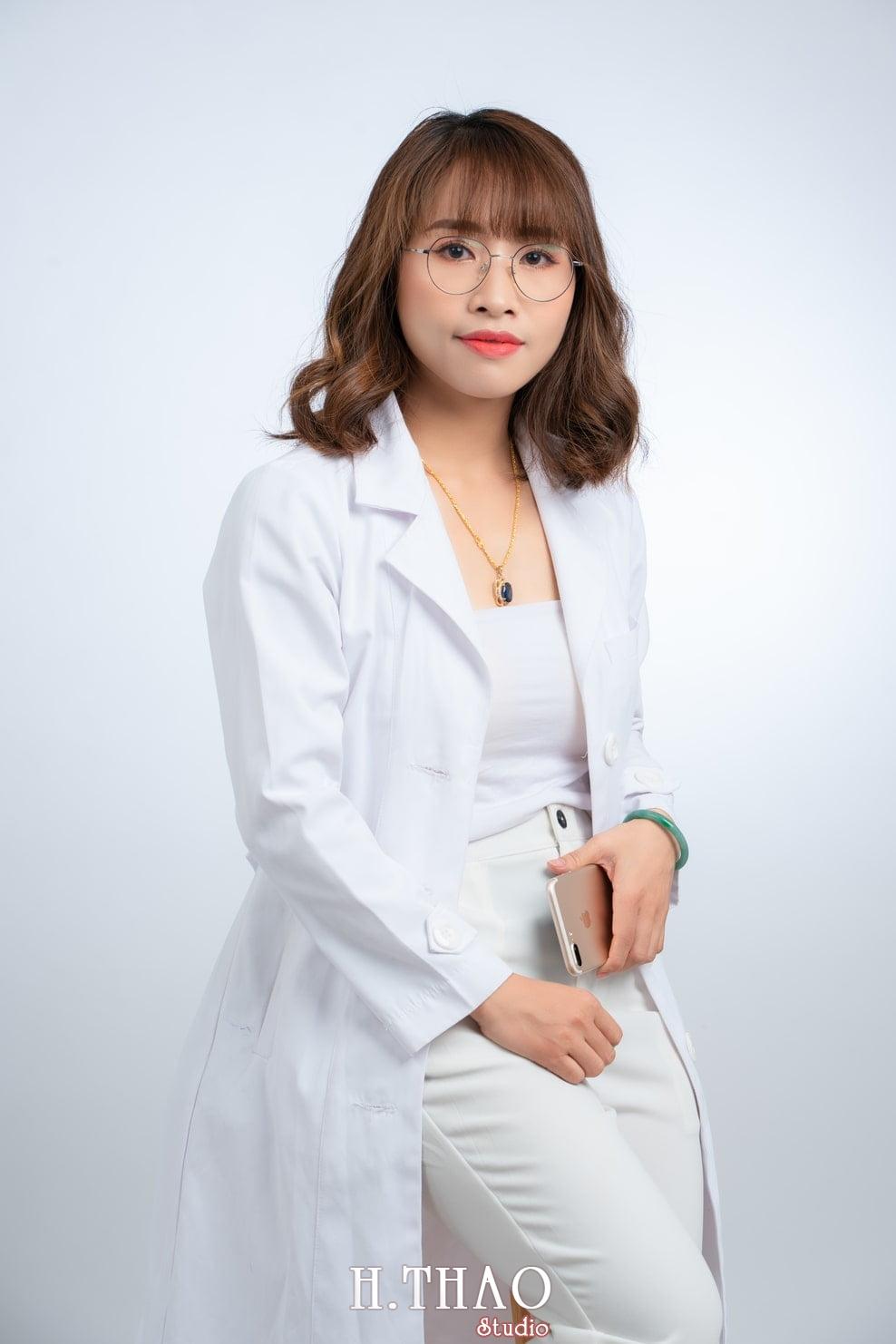 Profile bac si nu 1 - Tổng hợp ảnh profile nghề nghiệp Tháng 3 - HThao Studio