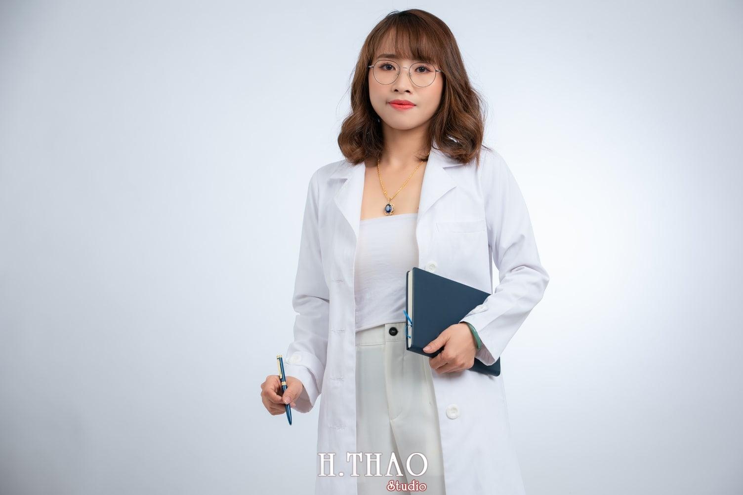 Profile bac si nu 5 - Tổng hợp ảnh profile nghề nghiệp Tháng 3 - HThao Studio