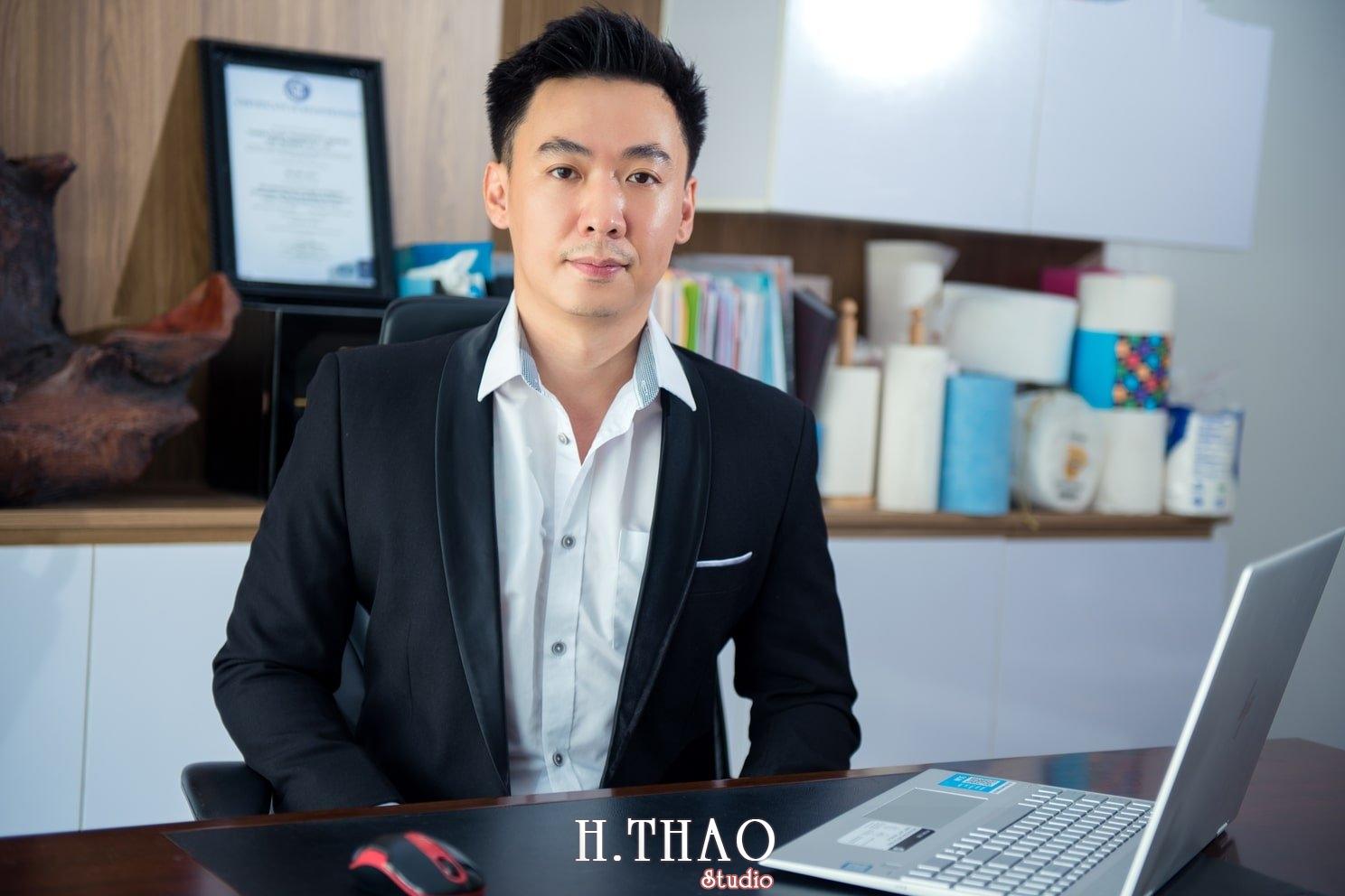 Ricky 2 - Bộ ảnh giám đốc Ricky lịch lãm phong cách - HThao Studio