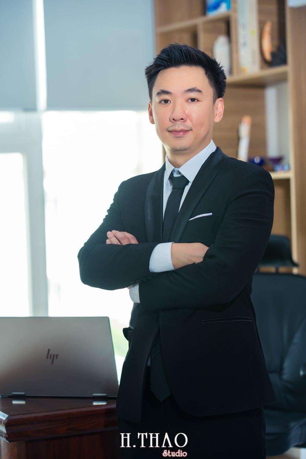 Ricky 3 - Bộ ảnh giám đốc Ricky lịch lãm phong cách - HThao Studio
