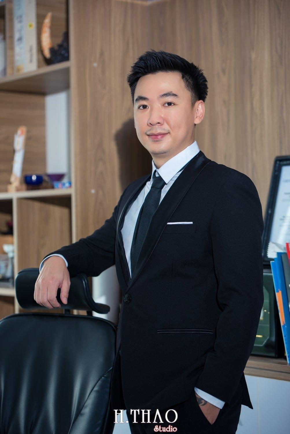 Ricky 4 - Bộ ảnh giám đốc Ricky lịch lãm phong cách - HThao Studio