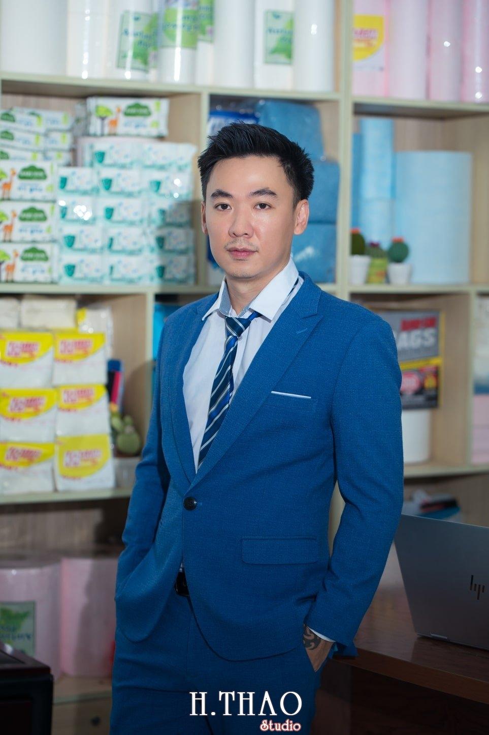 Ricky 5 - Bộ ảnh giám đốc Ricky lịch lãm phong cách - HThao Studio