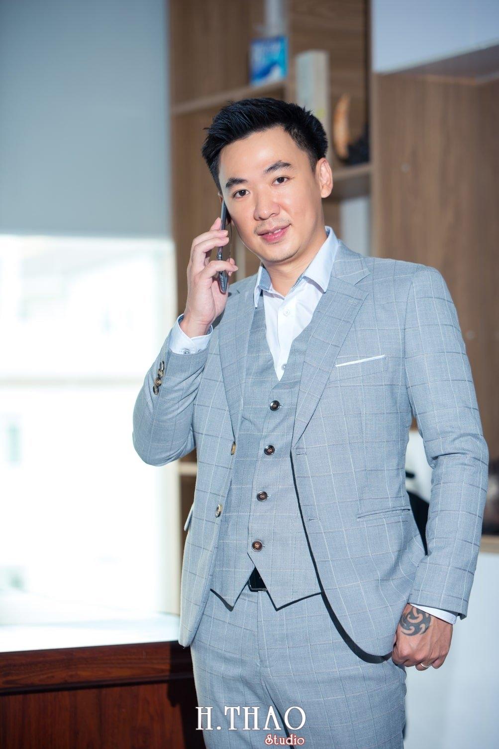 Ricky 7 - Bộ ảnh giám đốc Ricky lịch lãm phong cách - HThao Studio