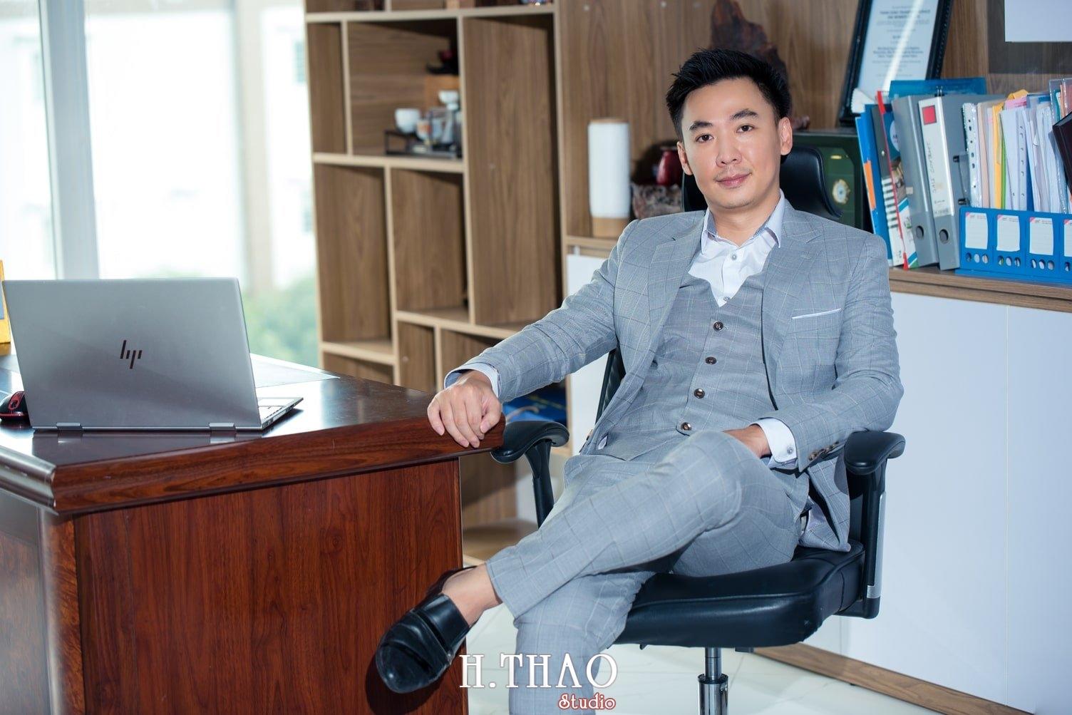 Ricky 8 - Bộ ảnh giám đốc Ricky lịch lãm phong cách - HThao Studio
