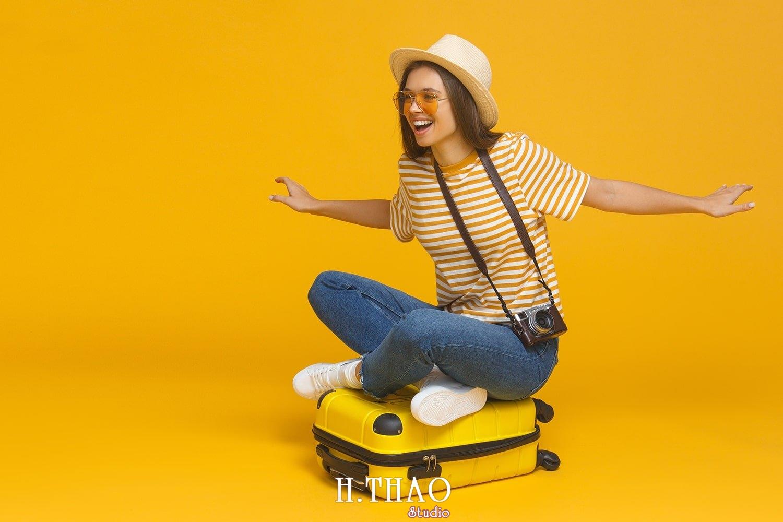 VALI 2 min - Concept chụp ảnh quảng cáo Vali du lịch - HThao Studio