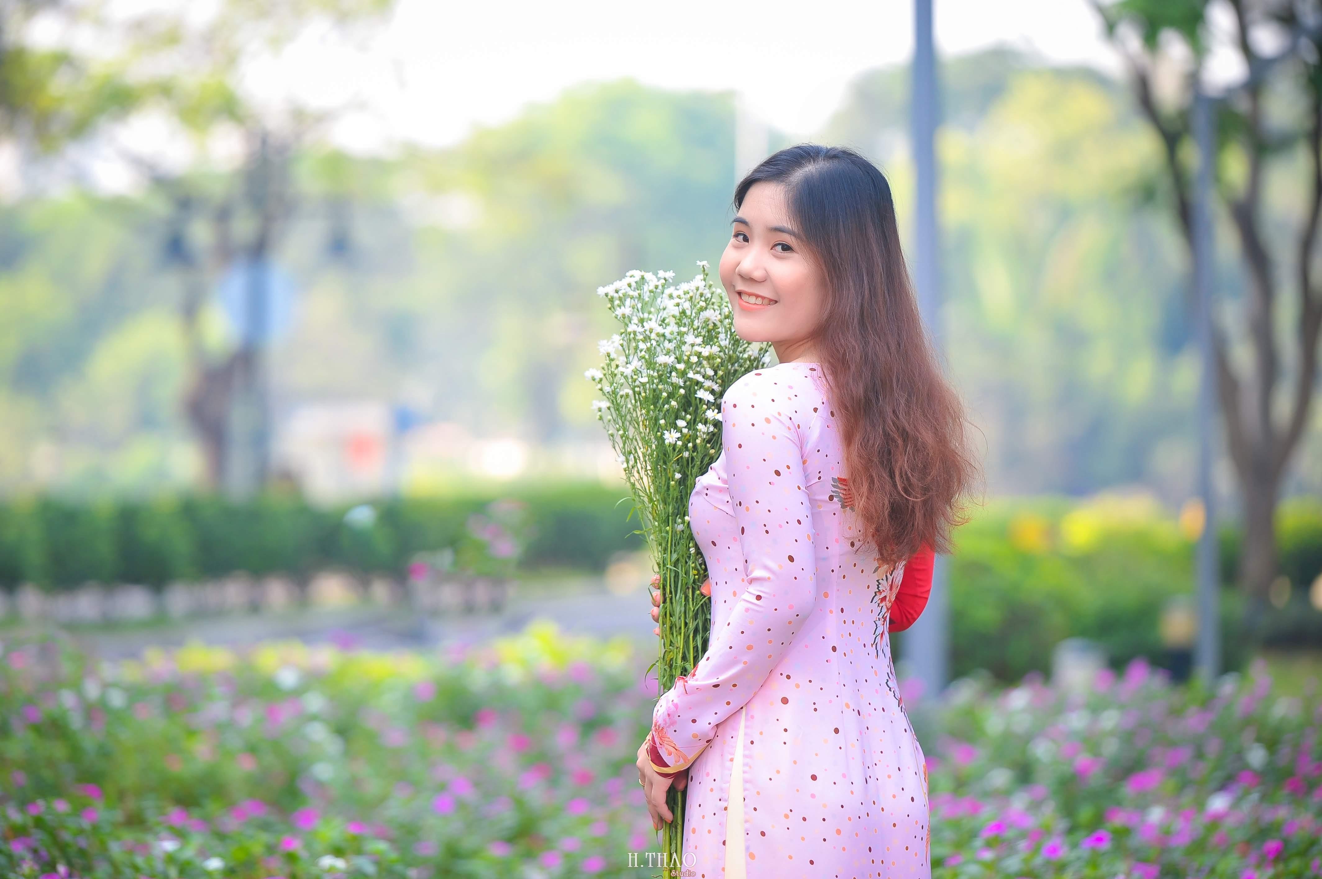 Anh Q7 7 min - Tổng hợp album áo dài đẹp by HThao Studio