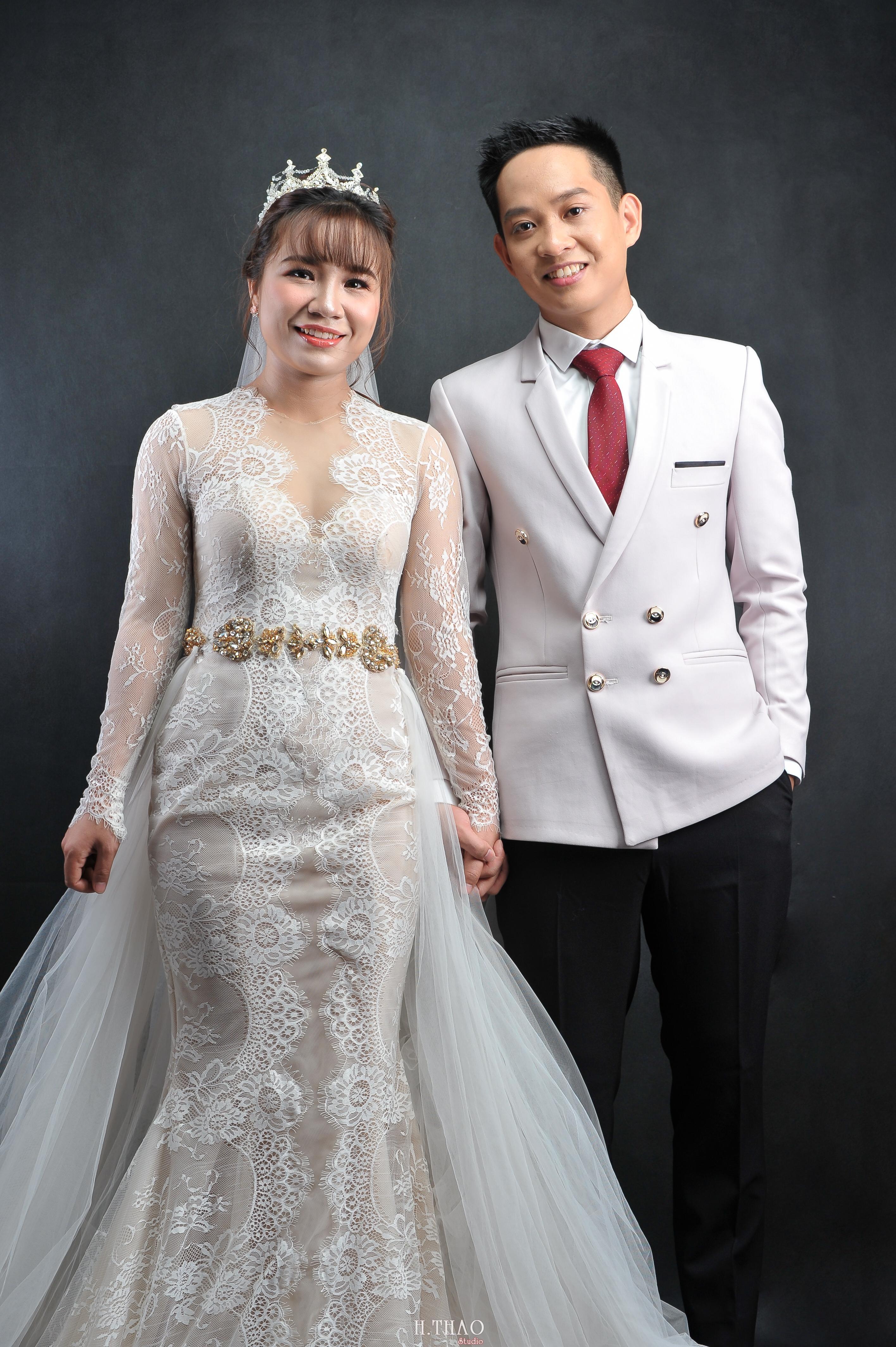 Anh cuoi style Han quoc 10 min - Chụp ảnh cưới đơn giản mà đẹp tại studio – HThao Studio Tp.HCM