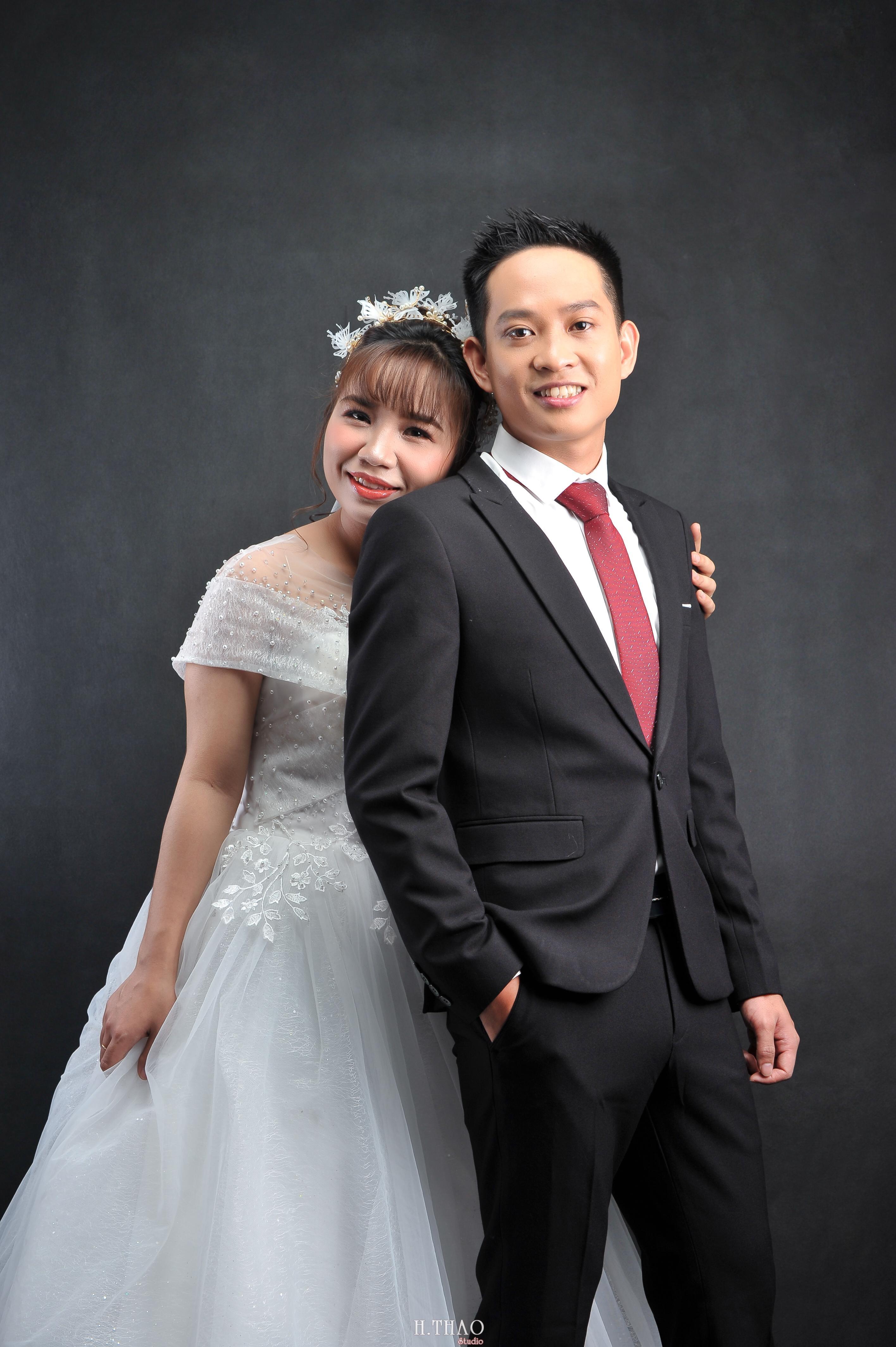 Anh cuoi style Han quoc 2 min - Chụp ảnh cưới đơn giản mà đẹp tại studio – HThao Studio Tp.HCM