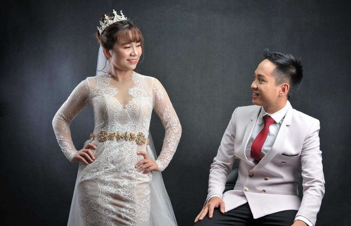 Anh cuoi style Han quoc 9 min 1180x760 - Chụp ảnh cưới đơn giản mà đẹp tại studio – HThao Studio Tp.HCM