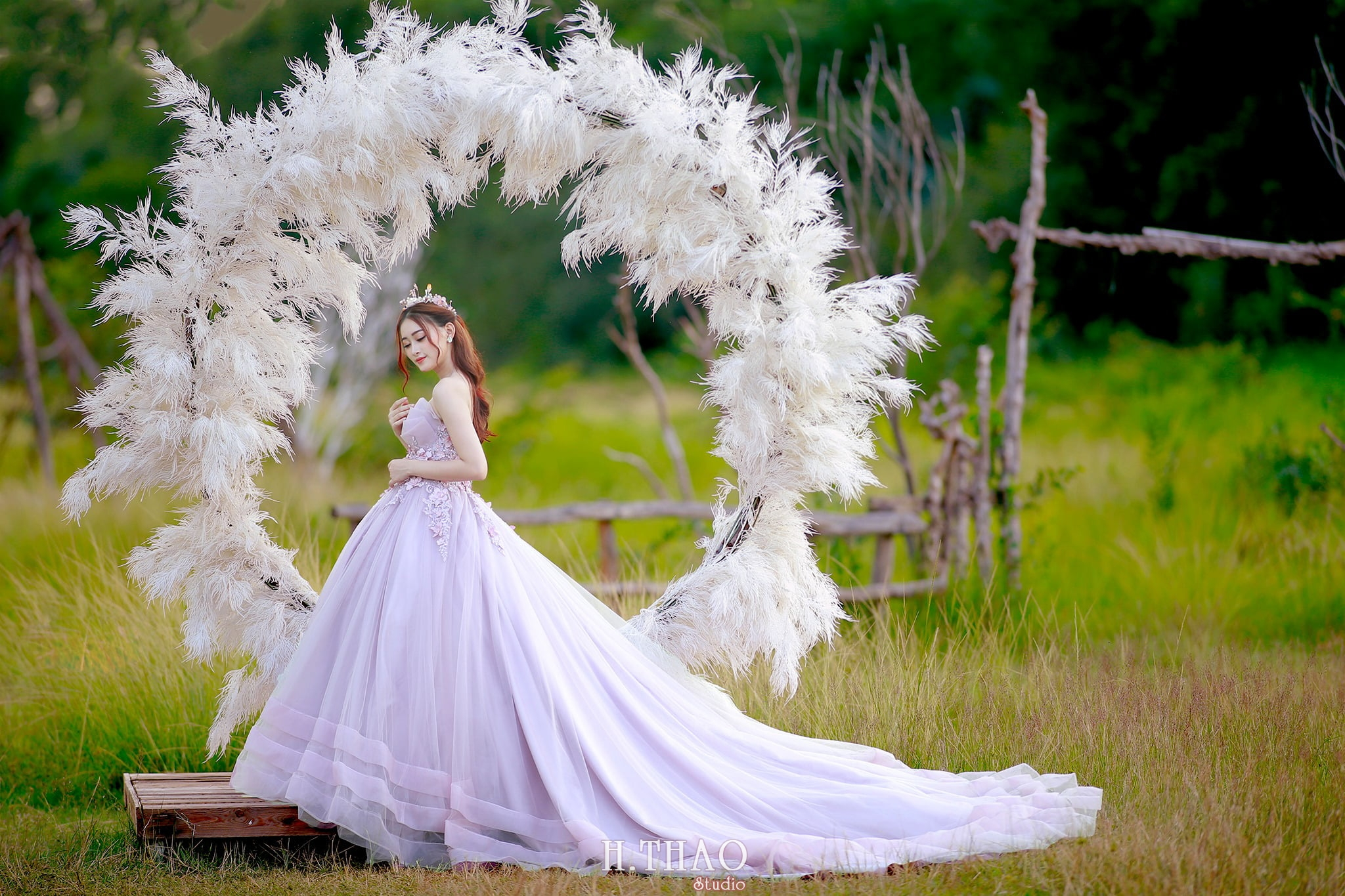 Anh cuoi 29 - Chụp ảnh cưới phong cách châu âu ngay giữa lòng Tp.HCM - HThao Studio