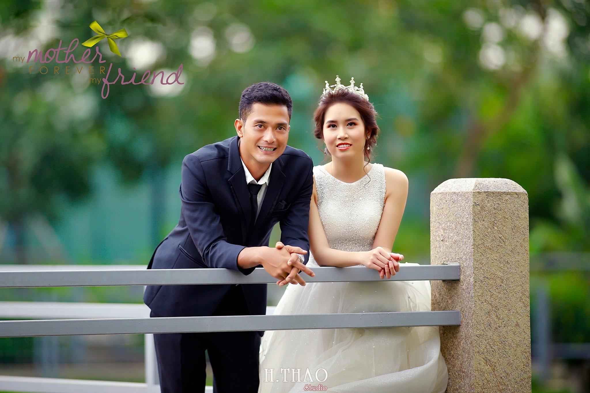 Anh cuoi 54 - Chụp ảnh cưới phong cách châu âu ngay giữa lòng Tp.HCM - HThao Studio