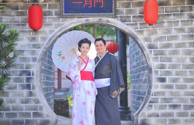 Anh chup voi Kimono 1 680x438 - Tổng hợp album ảnh couple đẹp - HThao Studio