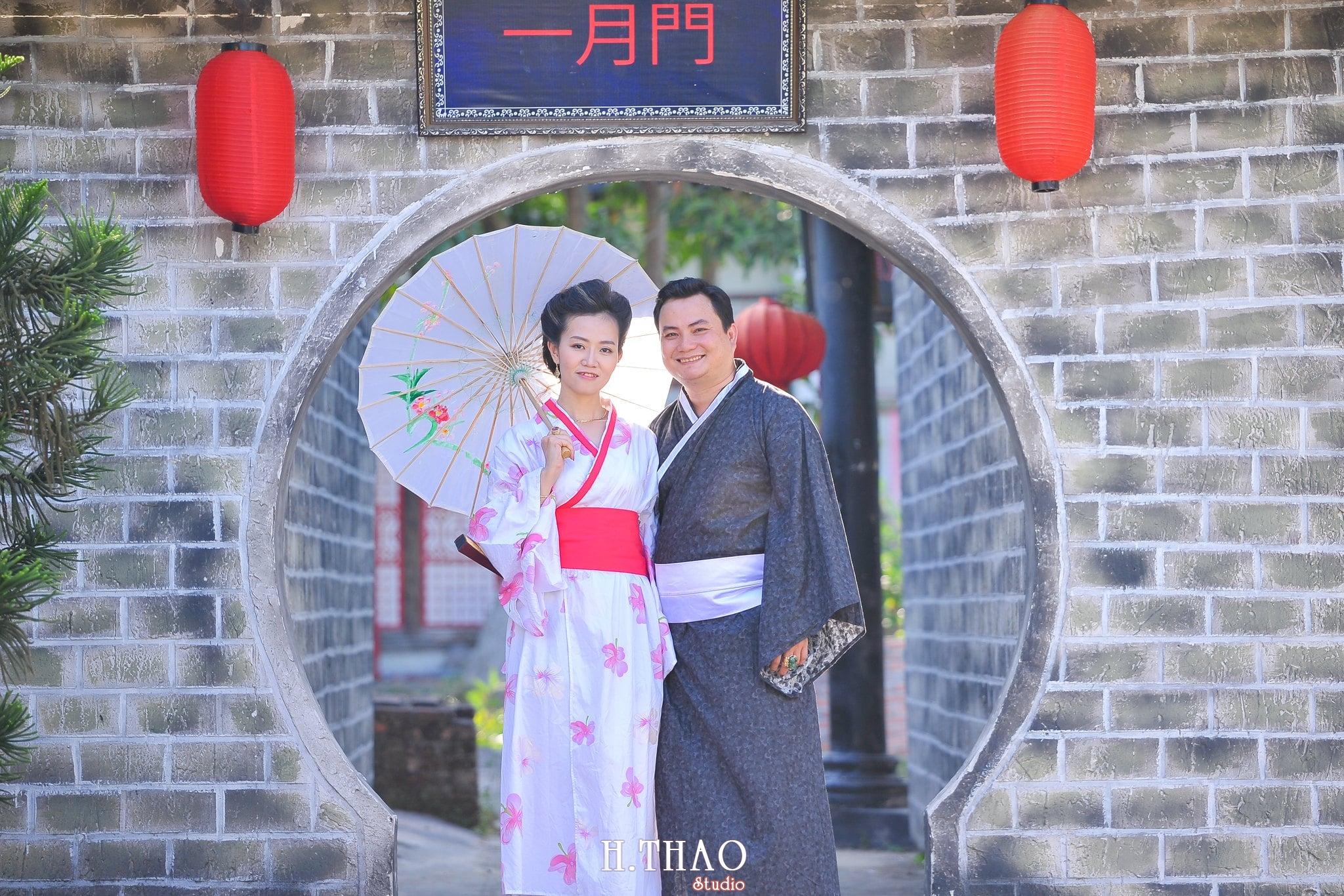 Anh chup voi Kimono 1 - Bộ ảnh couple chụp với Kimono theo phong cách Nhật Bản