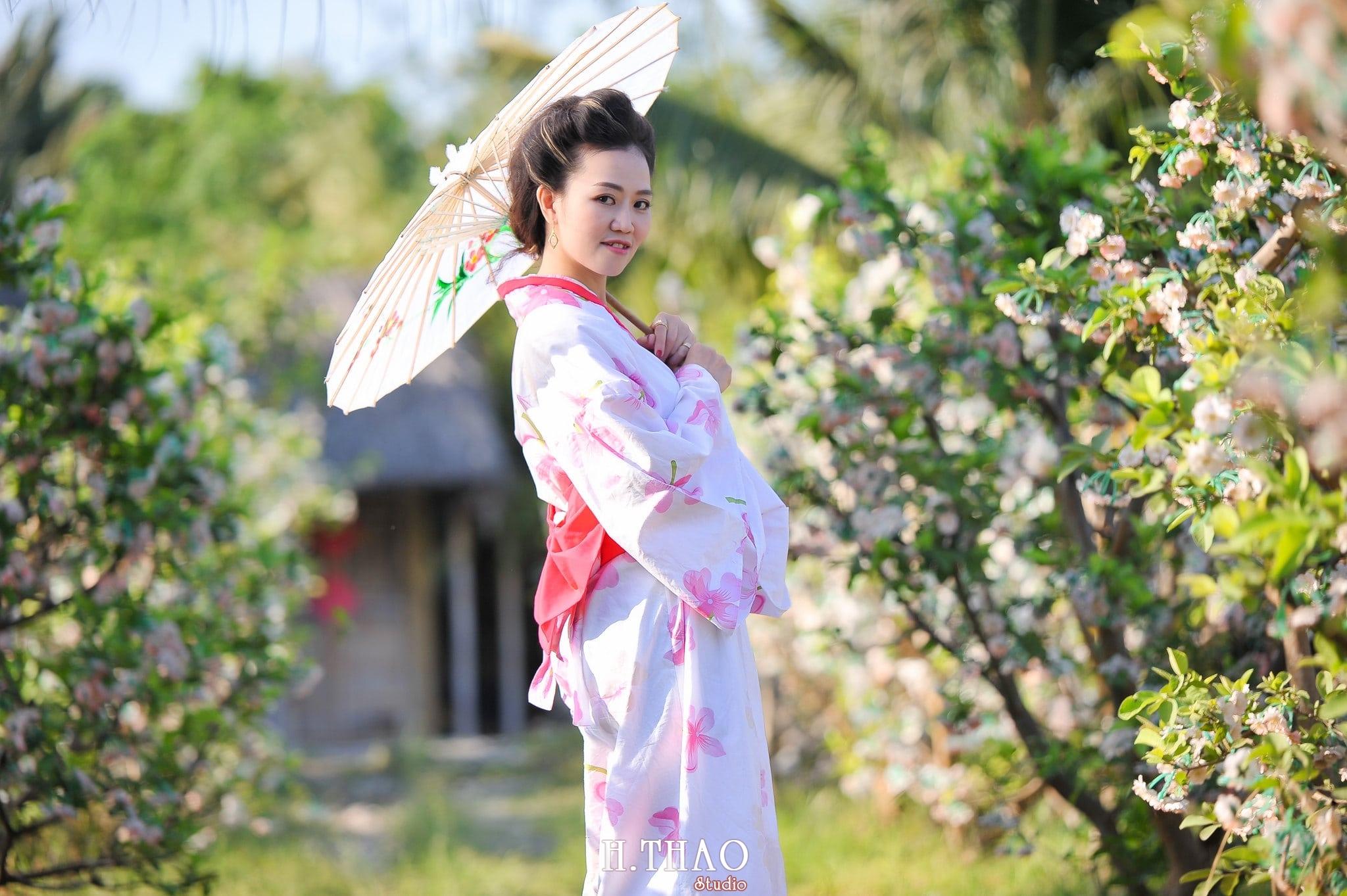 ảnh kimono đẹp tuyệt