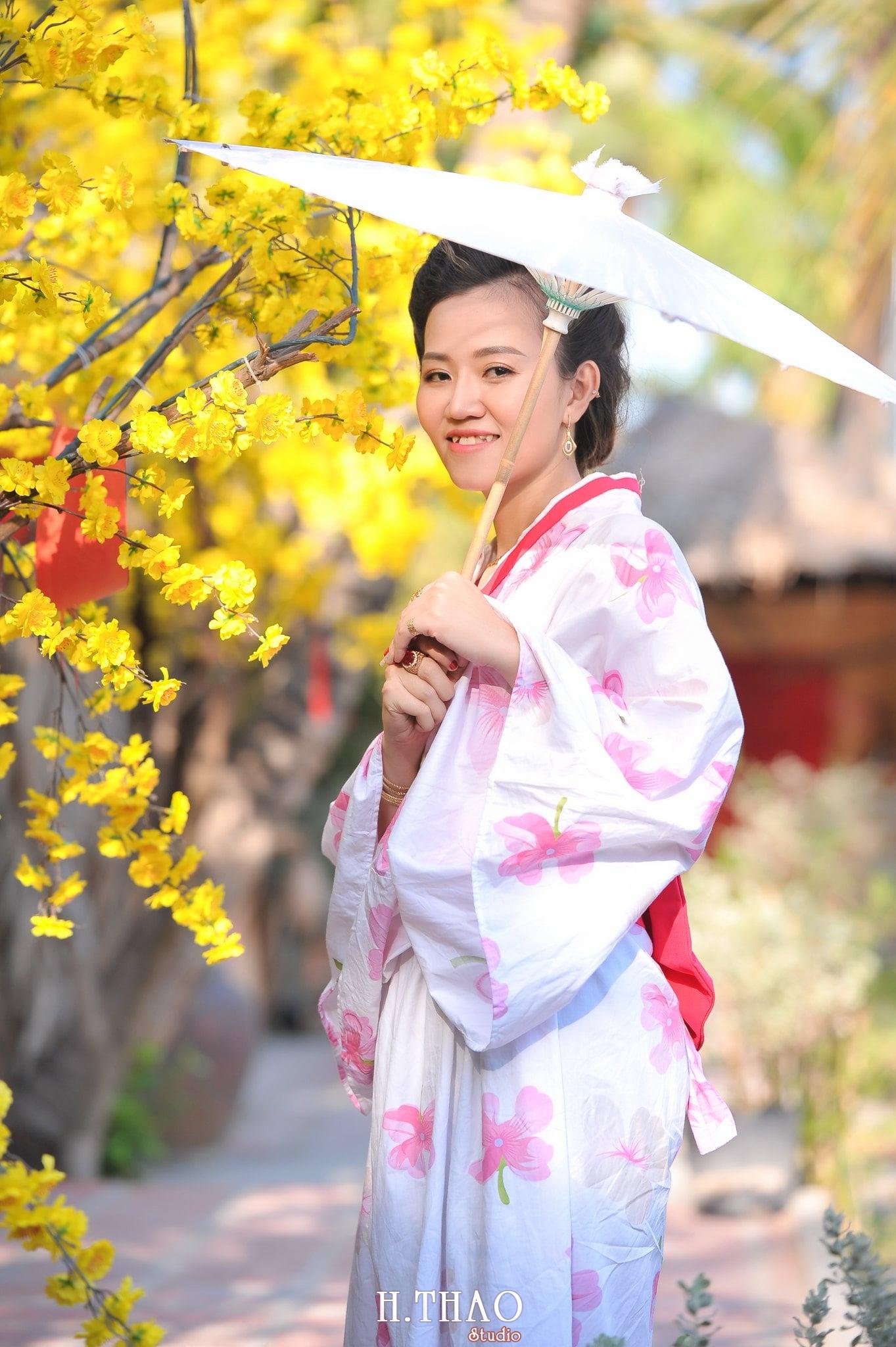 hình kimono dễ thương