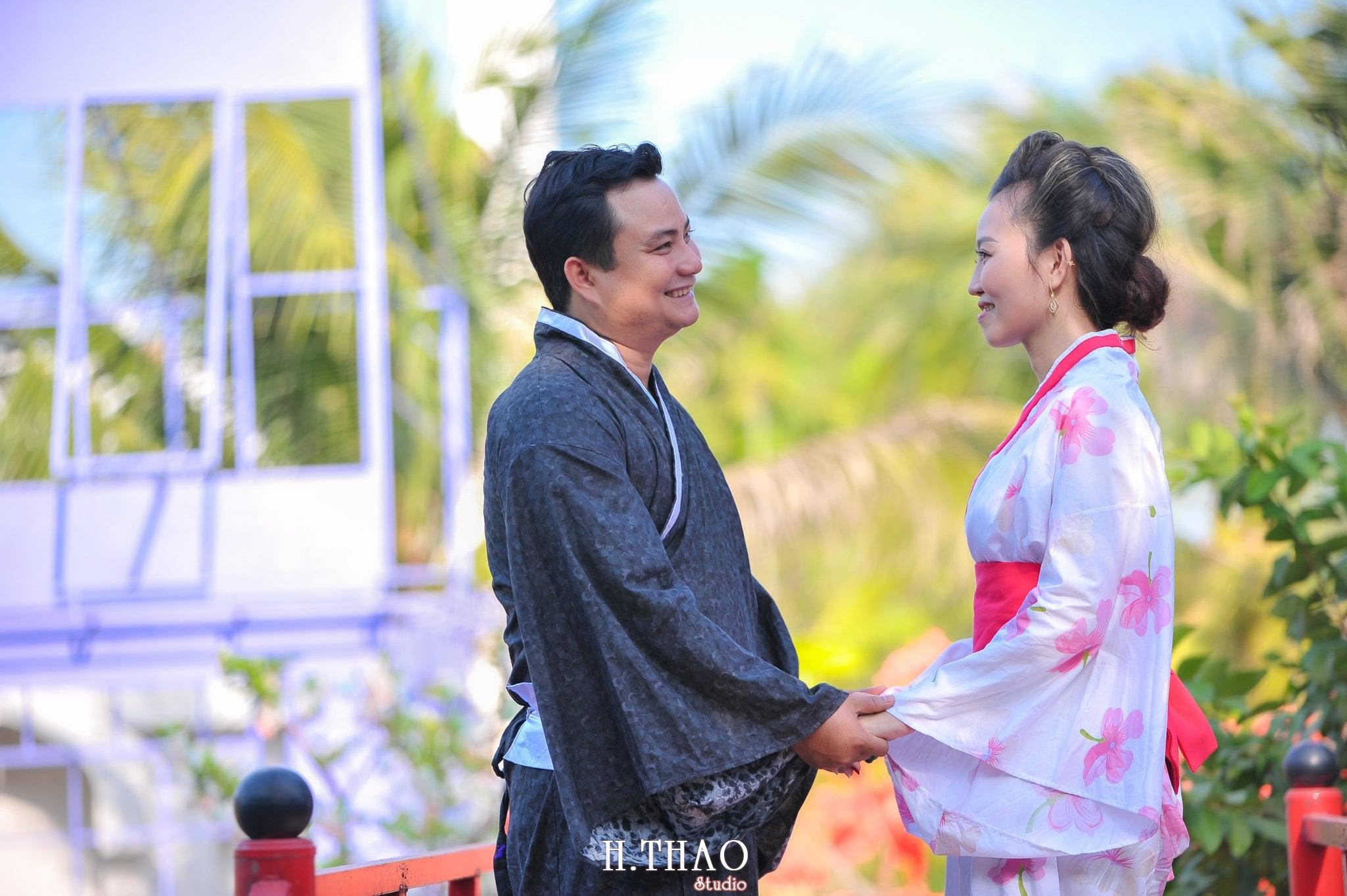 ảnh kimono